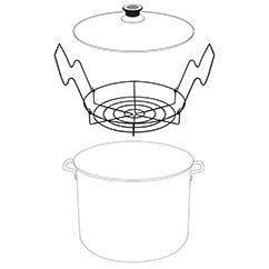 Multi Use Canner (VKP1145)