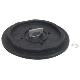 Rubber Suction Base & Clip