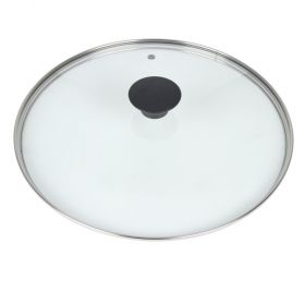 Glass Lid with Knob for VKP1148 Aluminum Steam Juicer
