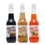 Syrup 3-Pack - Root Beer, Vanilla Cream, Orange Cream