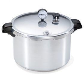 16 Qt Aluminum Pressure Cooker / Canner