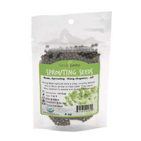 Mung Bean Sprouting Seeds