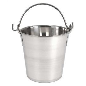 LINDY'S 2-qt Stainless Steel Pail / Bucket