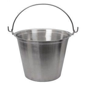 14-qt Stainless Steel Pail