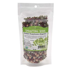 Protein Powerhouse Sprouting Seeds