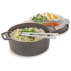 4pc Microwave Ramen Bowl To-Go
