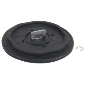 Rubber Suction Base & Clip