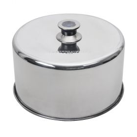 Lid with Knob for Steam Canner