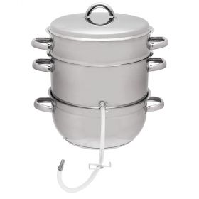 Multi-Use Steam Juicer (Stainless Steel)