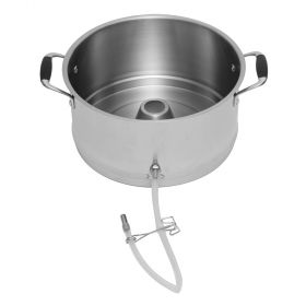 Juice Kettle with Hose & Clamp for VKP1150 Steam Juicer