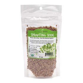 Hard Red Wheat Sprouting Seeds