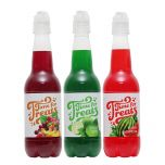 3-Pack Tropical Punch / Watermelon / Lime Snow Cone Syrup