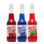 3-Pack Cherry, Blue Raspberry, Watermelon Snow Cone Syrup