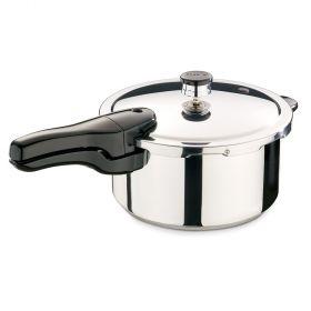4 Qt Stainless Steel Cooker