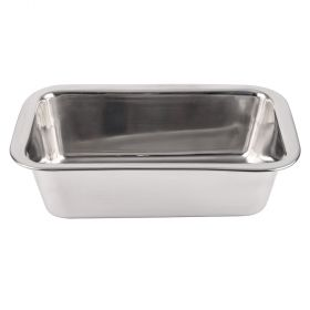 Lindy's Stainless Steel Loaf Pan