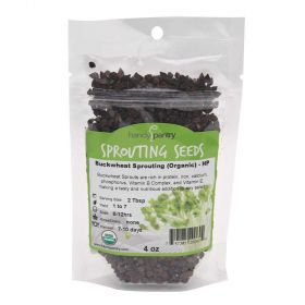 Buckwheat Sprouting Seeds