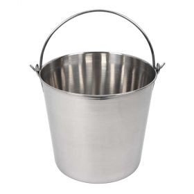 LINDY'S 13-qt Stainless Steel Pail