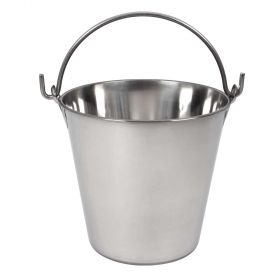 LINDY'S 8-qt Stainless Steel Pail / Bucket
