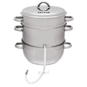 Nectar Steam Juicer (Stainless Steel)