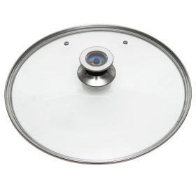 Glass Lid with Knob - VKP1145