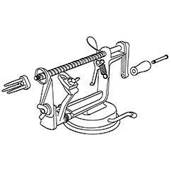 VKP1010 VKP1011 Parts