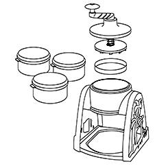VKP1101 Parts