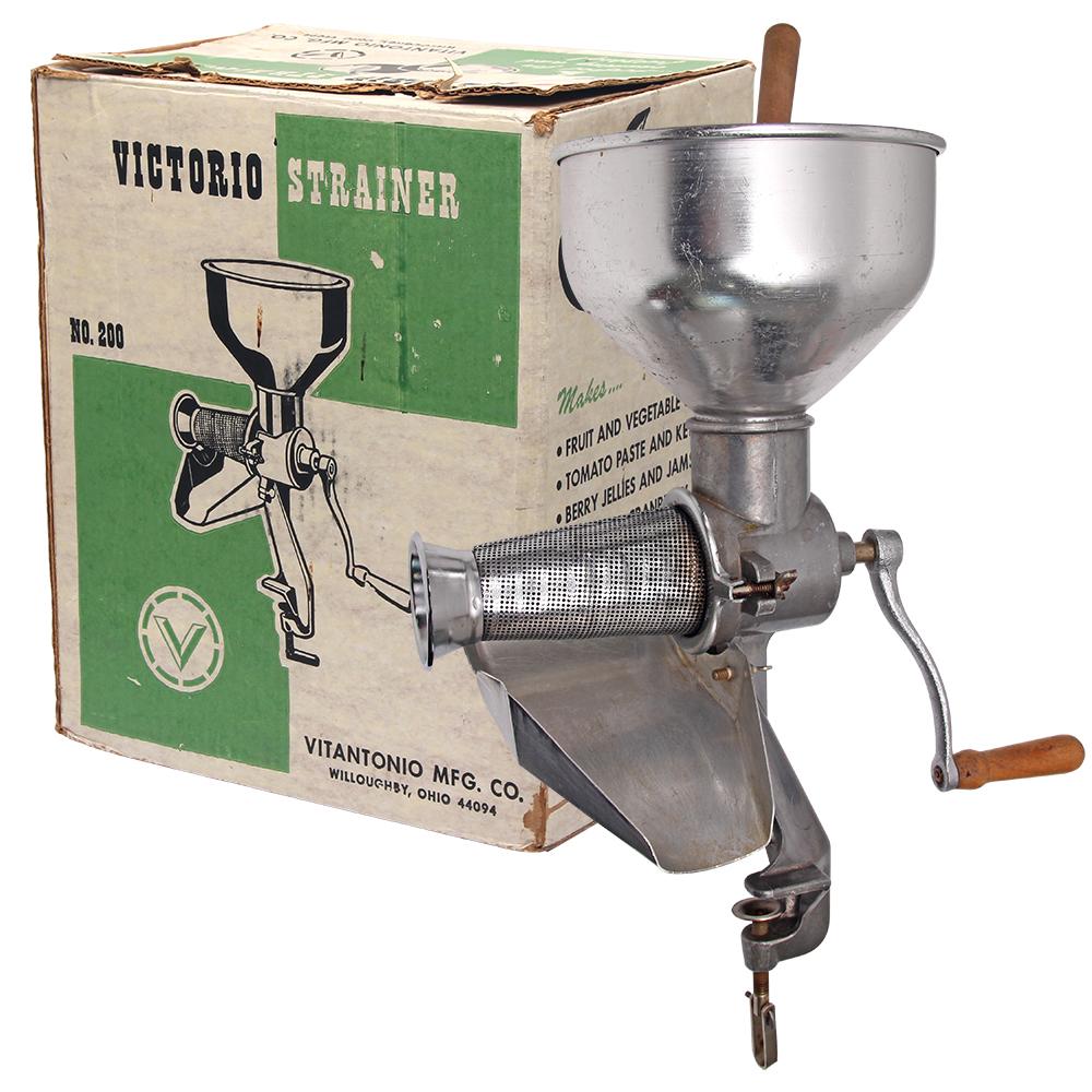 Victorio Food Strainer Model 200 (1968 – 1973)