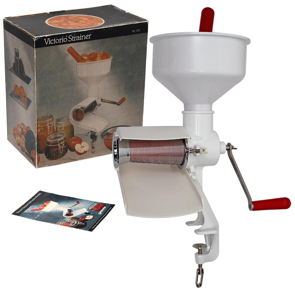 Victorio Food Strainer Model 200 / 210 (1992 – 1995)